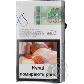 Сигареты Wиnstоn XStyle Blue - купить, цены на Фуршет - фото 3