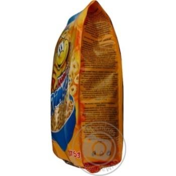Сніданок сухий готовий Зернові кільця з медом Bona Vita 375г - купить, цены на Novus - фото 3