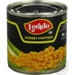 Vegetables corn Lorado canned 425g can Thailand