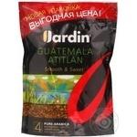 Кава розчинна Жардін натуральна сублімована Гватемала Атітлан м'яка упаковка 150г