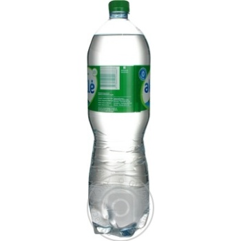 Вода натуральна мінеральна слабогазована Akvile пет 1,5 - купить, цены на Novus - фото 2