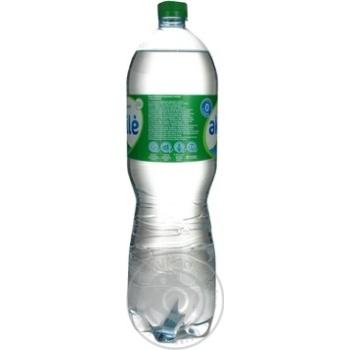 Вода натуральна мінеральна слабогазована Akvile пет 1,5 - купить, цены на Novus - фото 4