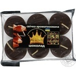 Candle Pragnis with chocolate 6pcs