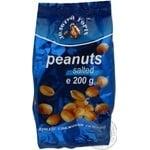 Арахис Золотой орех жареный соленый 200г
