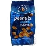 Snack peanuts Zolotyy horikh salt salt 200g