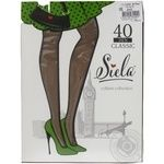Колготи жіночі Siela Classic 40 glase-4