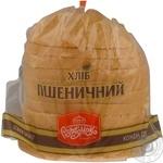 Хліб Рум'янець Пшеничний половинка 350г Україна