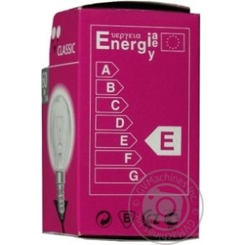 Bulb General electric e14:е14 60w 230v - buy, prices for Novus - image 4