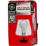 Bulb General electric e14:е14 40w 1000hours