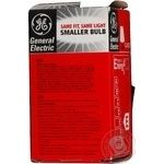 Bulb General electric e14:е14 40w 1000hours - buy, prices for Novus - image 3