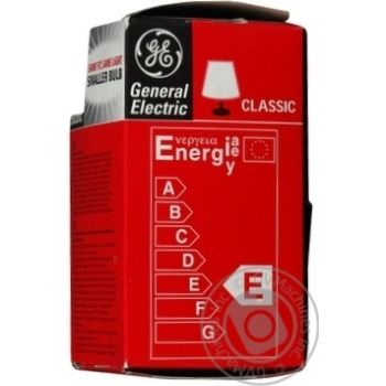 Bulb General electric e14:е14 40w 1000hours - buy, prices for Novus - image 2