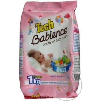 Powder detergent Tech for washing 1000g