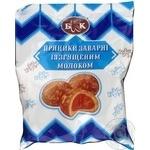 Pryaniki Bkk with condensed milk scalded 240g Ukraine