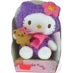 Іграшка м'яка Hello Kitty міні 15см в коробці 6 в ас