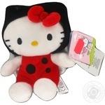 М'яка іграшка Hello Kitty 15 см в костюмі комахи 3 в ас в дисплеї