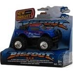 Машинка іграшкова 1:43 New Bright BigFoot Monster Truck електромеханічна без батарейок в асорт.12,5см арт.311
