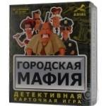 Карточная игра Городская мафия - купить, цены на Novus - фото 2