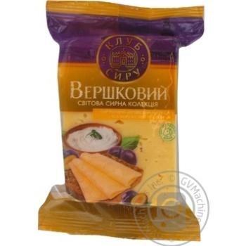 Сир Клуб Сиру Вершковий 45% 200г