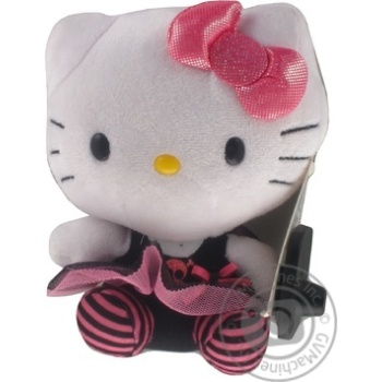 Іграшка Хелоу Кітті Beanie Boo's 20см в асортименті