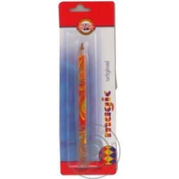 Олівець Koh I Noor Magic кольоровий - купити, ціни на Метро - фото 2