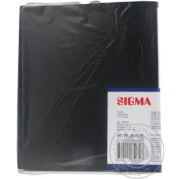 Sigma Folder 2 rings plastic - buy, prices for Metro - photo 2