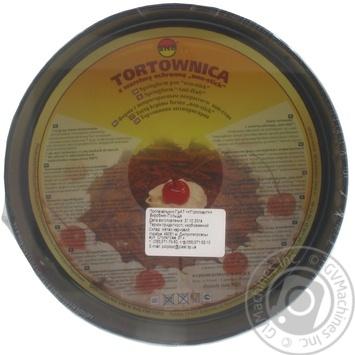 Форма для выпечки с антипригарным покрытием и гофрированным дном 210мм - купить, цены на Ашан - фото 3