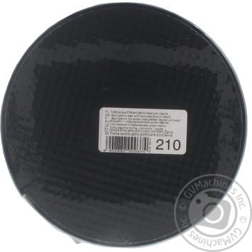 Форма для выпечки с антипригарным покрытием и гофрированным дном 210мм - купить, цены на Ашан - фото 2