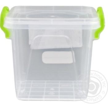 Контейнер пищевой Minibox №2 с крышкой 0,6л - купить, цены на Таврия В - фото 4