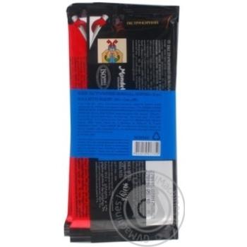 Шоколад Корона экстрачерный 1+1 170г - купить, цены на Novus - фото 2