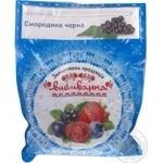 berry blackcurrant Vushivanka frozen 400g