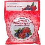 Blend berry Vushivanka frozen 400g