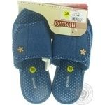 Взуття домашнє жіноче Gemelli Gemelli Ліза