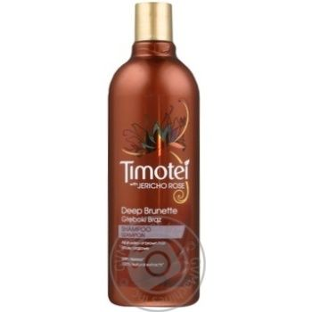 Timotei Шампунь для женщин Тайна темных волос 400мл