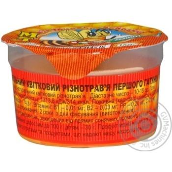 Мед різнотрав'я Від Миколи Івановича 150г - купити, ціни на Восторг - фото 2