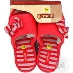 Взуття домашнє жіноче Gemelli Сусанна
