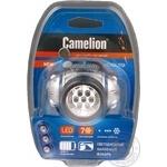 Фонарь налобный Camelion светодиодный LED5310-7F3 шт