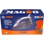 Праска Magio MG-135 2200Вт керам.ар. удар,антикап