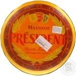 Сыр President Мааздам 48%