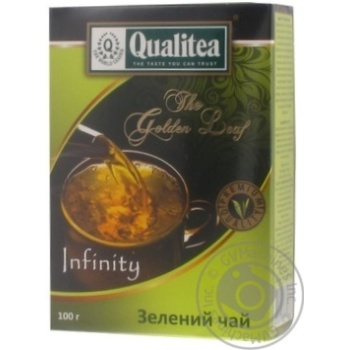 Qualitea Green Tea - buy, prices for MegaMarket - image 2