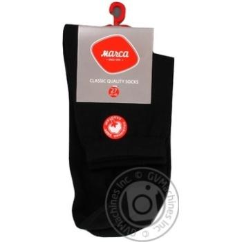 Marca Comfort Double Board Men's Socks 27s - buy, prices for Novus - image 2