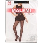 Колготки жіночі Malemi Ciao 40 nero 3