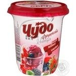 Dessert Chudo curd with berries chilled 3.6% 300g