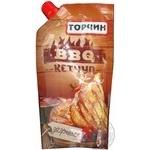 Кетчуп Торчин Барбекю пастеризований 250г