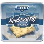 Сыр Лазур Серебристый с плесенью 50% 100г