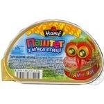 Паштет Хаме из мяса птицы деликатесный 60г