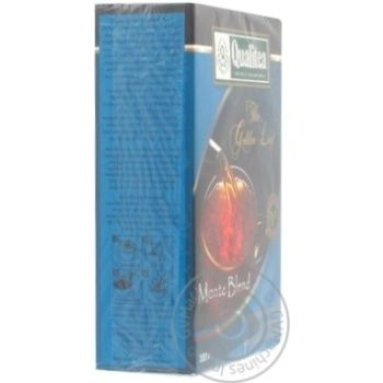 Quality Monte Blend black loose tea 100g - buy, prices for MegaMarket - image 3