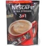 Напиток кофейный Nescafe 3в1 Xtra strong растворимый в стиках 52*16г