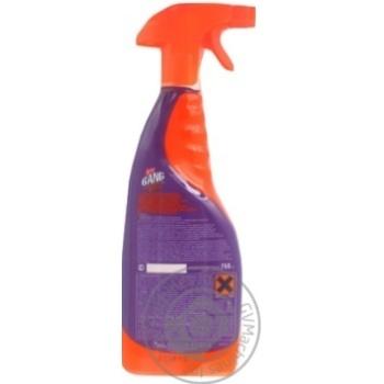 Средство Cillit Bang Антиналит + Блеск для очистки поверхностей 750мл - купить, цены на Метро - фото 2