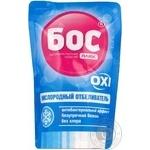 Відбілювач Бос+Оxi для білих речей 200г