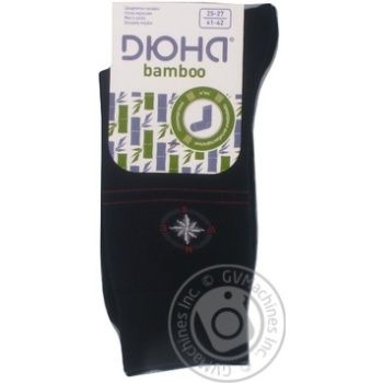 Sock Duna cotton for man